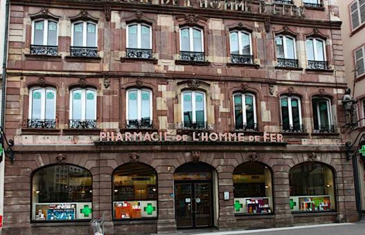 Pharmacie de l'Homme de Fer,STRASBOURG
