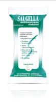 Saugella Antiseptique Lingette Hygiène Intime Paquet/15 à STRASBOURG