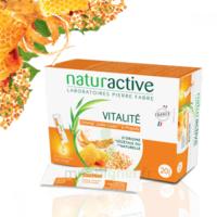 Naturactive Phytothérapie Fluides Solution Buvable Vitalité 20 Sticks/10ml à STRASBOURG