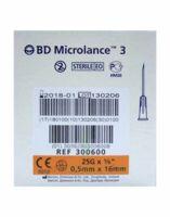 Bd Microlance 3, G25 5/8, 0,5 Mm X 16 Mm, Orange  à STRASBOURG