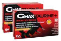 Gmax-taurine+ Solution Buvable 2b/30 Ampoules/2ml à STRASBOURG
