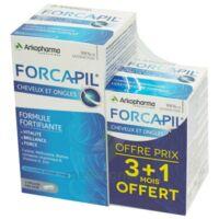 Forcapil Gélules Croissance Vitalité Cheveux Ongles B/180+60 à STRASBOURG