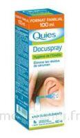 Quies Docuspray Hygiene De L'oreille, Spray 100 Ml à STRASBOURG