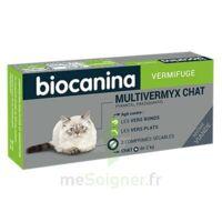 Biocanina Multivermyx Comprimés Vermifuge Chat B/2 à STRASBOURG
