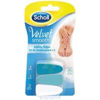 Scholl Velvet Smooth Ongles Sublimes Kit De Remplacement à STRASBOURG