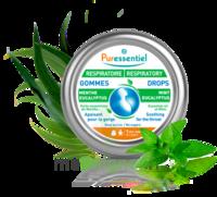 Puressentiel Respiratoire Gommes Menthe-eucalyptus Respiratoire - 45 G à STRASBOURG