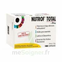 Nutrof Total Caps Visée Oculaire B/180 à STRASBOURG