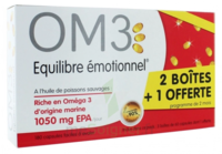 Om3 Equilibre Emotionnel Caps 3*b/60 à STRASBOURG