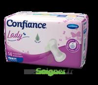 Confiance Lady Protection Anatomique Incontinence 4 Gouttes Sachet/14 à STRASBOURG